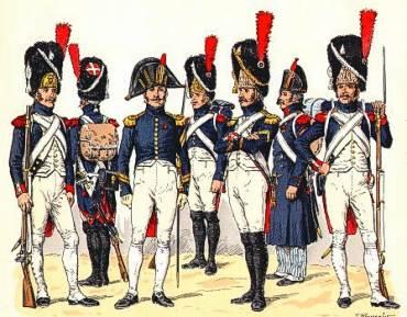Grenadierzy piesi gwardii