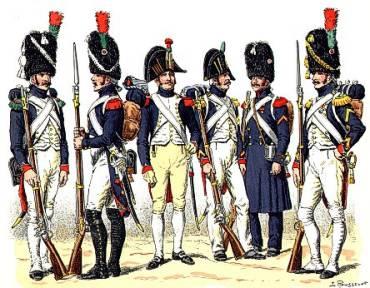 Strzelcy piesi gwardii