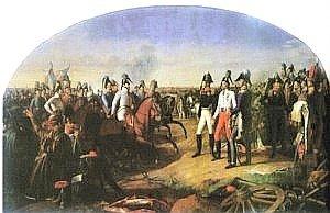 Sprzymierzeni po bitwie pod Lipskiem