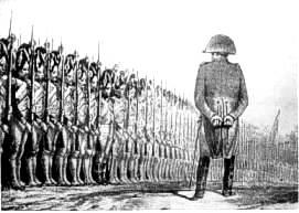 Parada przed cesarzem