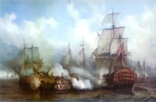 Bitwa pod Trafalgarem