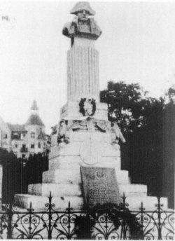 Pomnik na Placu Napoleona