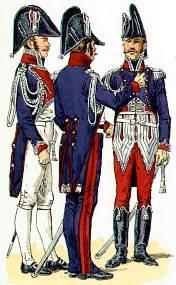 Oficerowie szwoleżerów