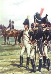 Oficerowie piechoty