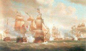 Potyczka francusko-angielska z 1793 r.